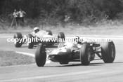 Jim Clark / Jack Brabham  -   1965 Tasman Series - Warwick Farm
