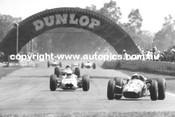 Jim Clark  -  Clark-Matich-Brabham - 1965 Tasman Series - Warwick Farm
