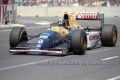 93516a - Damon Hill, Williams-Renault  - Australian Grand Prix Adelaide 1993 - Photographer Marshall Cass