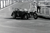 69217 - Linden Wilcox, MG TC - 4th May 1969  Sandown  - Photographer Peter D'Abbs