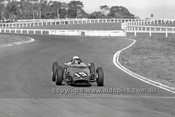 69223 - Ross Gordon, Lotus 18 - 4th May 1969  Sandown  - Photographer Peter D'Abbs