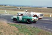 70685 - Les Simpson, Honda S800 - Phillip Island 1970 - Photographer Peter D'Abbs