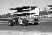 70945 - Glyn Scott, Elfin 600B Waggott T/C -  Warwick Farm 12th July 1970 - Photographer Lance J Ruting