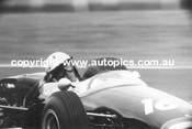 John Harvey  -  Repco-Brabham Ford T/C - 1966 Tasman Series - Warwick Farm