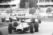 First Lap -  Stewart Clark Brabham Hill -  1967 Tasman Series -  Warwick Farm