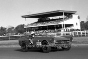 701020 - Graham Bland, Honda S800 -  Warwick Farm 12th July 1970 - Photographer Lance J Ruting