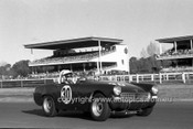 701023 - John Evennett, Austin Healey Sprite -  Warwick Farm 12th July 1970 - Photographer Lance J Ruting