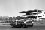 701026 - David Bentley, Austin Healey Sprite -  Warwick Farm 12th July 1970 - Photographer Lance J Ruting