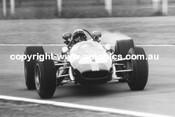 Jack Brabham  -  Repco Brabham V8  Tasman Seriers Warwick Farm  1967