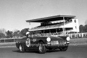 701031 - Robert Rowntree, MG Midget -  Warwick Farm 12th July 1970 - Photographer Lance J Ruting