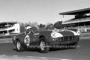 701037 - David Worrell, Triumph Spitfire  -  Warwick Farm 12th July 1970 - Photographer Lance J Ruting
