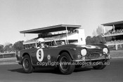 701038 - Peter Irwin, Triumph TR5 PI -  Warwick Farm 12th July 1970 - Photographer Lance J Ruting