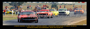 340 - Second Round of the ATCC , Calder 1972 - Moffat, Jane, Beechey & Geoghegan -  A Panoramic Photo 30x10inches.