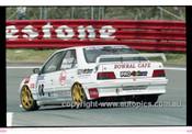 98887 - AARON McGILL / CLAYTON HAYNES, PEUGEOT 405 - AMP 1000 Bathurst 1998 - Photographer Marshall Cass