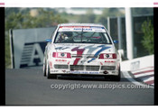 98880 - PETER VAN BREUGEL / IAN SPURLE / MIKE EADY,NISSAN SENTRA SSS - AMP 1000 Bathurst 1998 - Photographer Marshall Cass