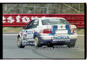 98877 - JASON RICHARDS / BARRIE THOMLINSON, BMW 320i - AMP 1000 Bathurst 1998 - Photographer Marshall Cass