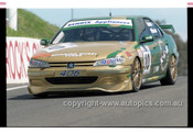 98872 - TONY NEWMAN / MARK WILLIAMSON, PEUGEOT 406 - AMP 1000 Bathurst 1998 - Photographer Marshall Cass