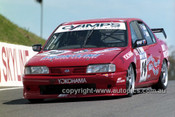 98861 - BLAIR SMITH / JIM CORNISH, NISSAN PRIMERA - AMP 1000 Bathurst 1998 - Photographer Marshall Cass