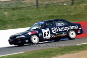 98858 - GEOFF SHORT I GREG GOUDIE, FORD TELSTAR - AMP 1000 Bathurst 1998 - Photographer Marshall Cass