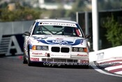 98853 - KEVIN BELL I ROD HICKS, BMW 320i - AMP 1000 Bathurst 1998 - Photographer Marshall Cass