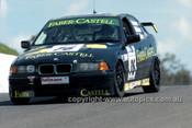 98850 - JUSTIN MATTHEWS I PAUL NELSON / BOB HOLDEN, BMW318i - AMP 1000 Bathurst 1998 - Photographer Marshall Cass