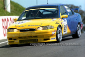 98847 - PETER HILLS / DOMENIC BENINCA, FORD MONDEO - AMP 1000 Bathurst 1998 - Photographer Marshall Cass