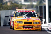 98841 - TONY SCOTT / CAMERON McLEAN, BMW 320i - AMP 1000 Bathurst 1998 - Photographer Marshall Cass