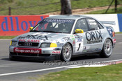 98840 - BRAD JONES / CAMERON McCONVILLE, AUDI A5 - AMP 1000 Bathurst 1998 - Photographer Marshall Cass