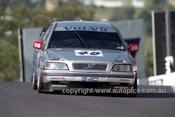 98833 - JIM RICHARDS / RICKARD RYDELL, VOLVO S40 - AMP 1000 Bathurst 1998 - Photographer Marshall Cass