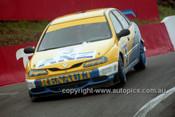 97810 - Alain Menu & Jason Plato, Renault Laguna - AMP Bathurst 1000 1997 - Photographer Marshall Cass