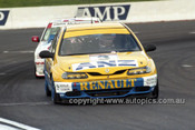 97807 - Alain Menu & Jason Plato, Renault Laguna - AMP Bathurst 1000 1997 - Photographer Marshall Cass