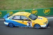 97806 - Alain Menu & Jason Plato, Renault Laguna - AMP Bathurst 1000 1997 - Photographer Marshall Cass