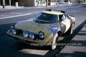 76097 - Ron Marks, Lancia Stratos - Warrana Rally 1976 - Photographer Martin Domeracki