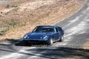 76095 - John Barram Lotus Europa - Mt. Cotton Hillclimb 1976 - Photographer Martin Domeracki