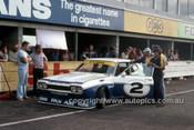 76090 - Allan Moffat, Ford Capri - Surfers Paradise 1976 - Photographer Martin Domeracki