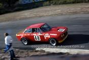 75077 - Brian Michelmore, Alfa Romeo GTV - Lakeside 1975 - Photographer Martin Domeracki