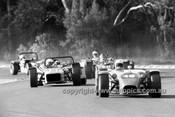 72376 -  Ray Hanger, Nota Sportsman Ford & Keith Murray, Welsor Waggott - Warwick Farm  1972 - Photographer Lance J Ruting