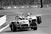 72373 -  John Horswell, Lotus7 Ford - Warwick Farm  1972 - Photographer Lance J Ruting
