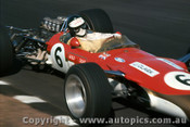 Jim Clark  -  Lotus 49  - 1968 Tasman Series -  Warwick Farm
