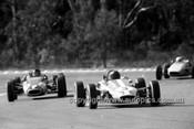 72356 - Bob Beasley & John Leffler, Bowin P4A Formula Ford - Warwick Farm  1972 - Photographer Lance J Ruting