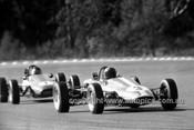 72355 - Bob Beasley, & Bob Skelton, Bowin P4A Formula Ford - Warwick Farm  1972 - Photographer Lance J Ruting