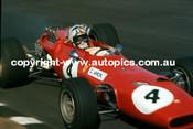 Chris Amon  -  Ferrari Dino  - 1968 Tasman Series -  Warwick Farm