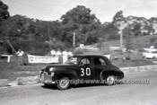 60023 - Norm Beechey, Holden FX - Hepburn Springs 1960 - Photographer Peter D'Abbs