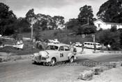 60022 - J. Dickenson, Holden FX - Hepburn Springs 1960 - Photographer Peter D'Abbs
