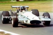 Leo Geoghegan  -  Lotus 39 Repco V8  Warwick Farm  1968
