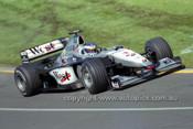 99525 - Mika Häkkinen  McLaren-Mercedes - AGP Melbourne 1999 - Photographer Marshall Cass