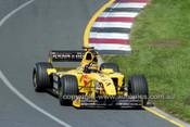 99524 - Damon Hill  Jordan-Mugen-Honda - AGP Melbourne 1999 - Photographer Marshall Cass