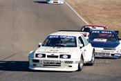 88084  - Mike Ceveri, Sierra V8 - Oran Park 1988 - Photographer Ray Simpson