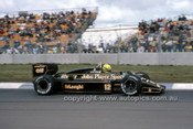 86526 - Ayton Senna Lotus 97T - AGP Adelaide 1986 - Photographer Ray Simpson