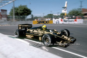 85514 - Ayton Senna Lotus 97T - AGP Adelaide 1985 - Photographer Ray Simpson